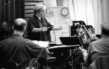 Gottingen rehearsal  2005